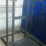 mild steel fabrication and welding of a custom frame